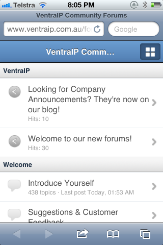 VIP_Forum_Screenshot