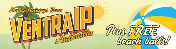 Happy Holidays from VentraIP Australia