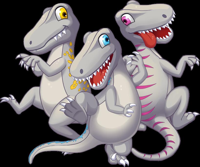 Ventraptor <hide>Triplets</hide> Bundle