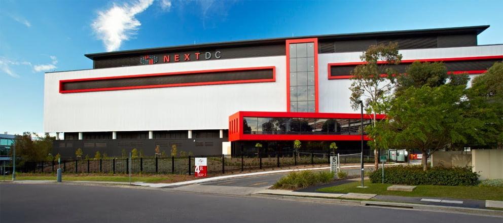 nextdc s1 sydney data center