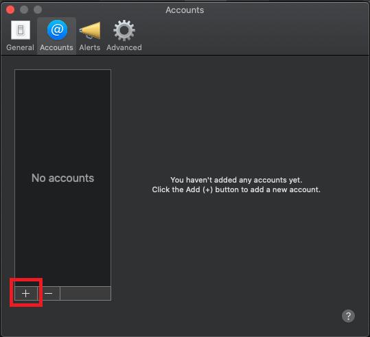 Mac OSX - Calendar Preferences