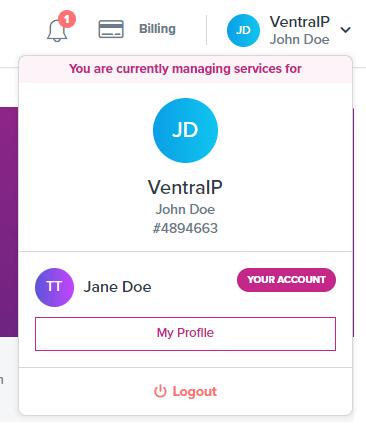 VIPControl Select User